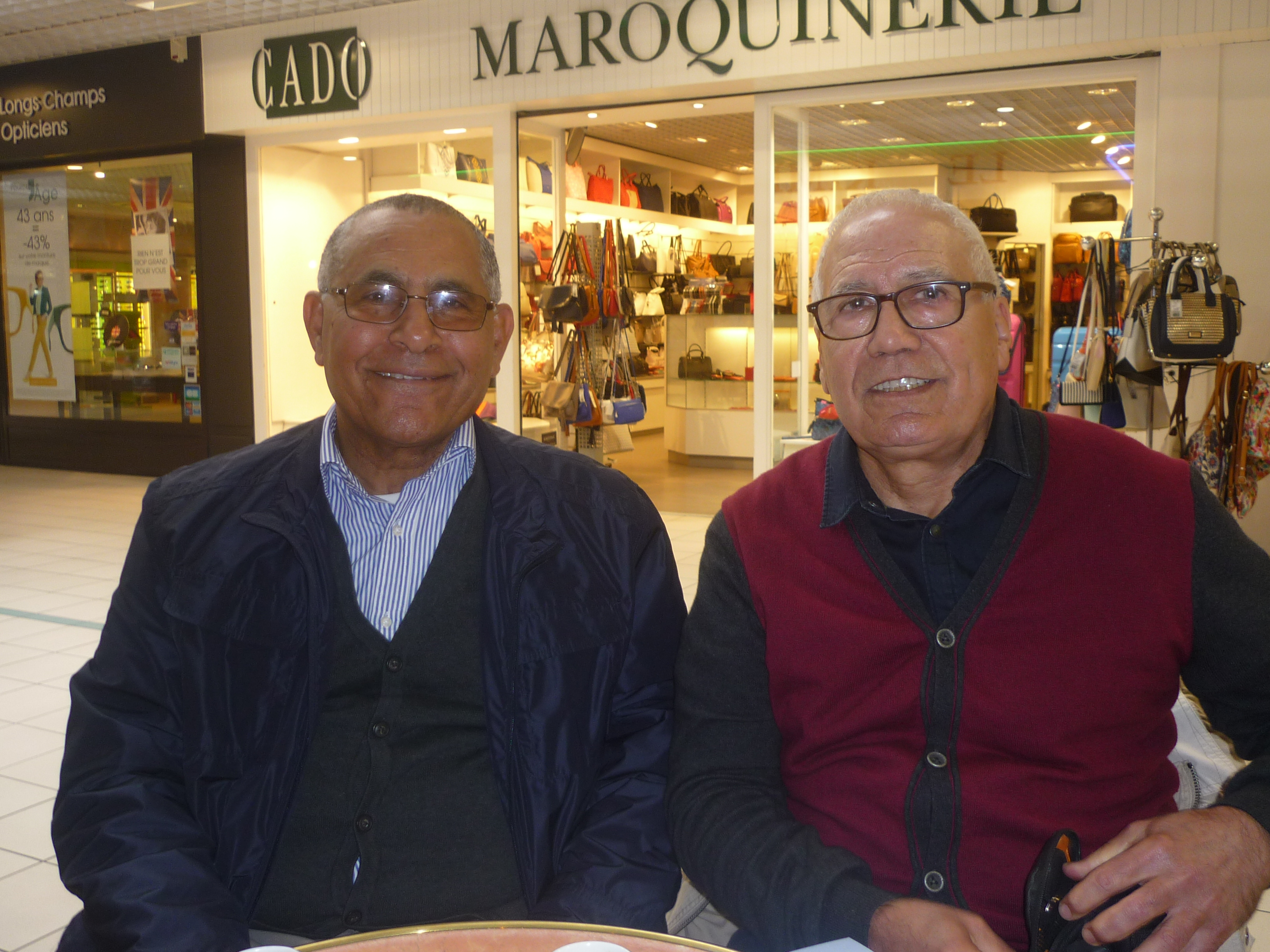 Rencontre homme marocain a montreal